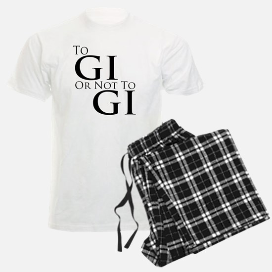To Gi or Not To Gi Pajamas
