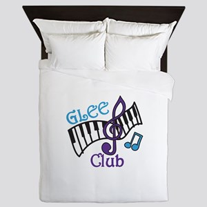 Glee Club Queen Duvet