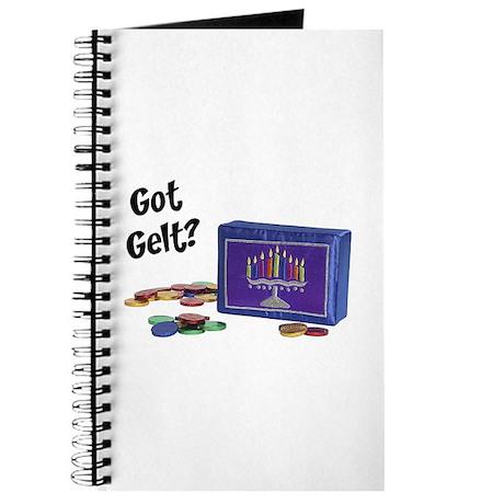 Got Gelt Journal