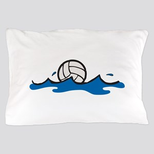 Water Polo Ball Pillow Case
