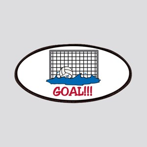 Water Polo Goal Patches