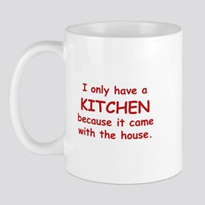 Kitchen Humor Mug