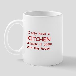 Kitchen Humor Mug