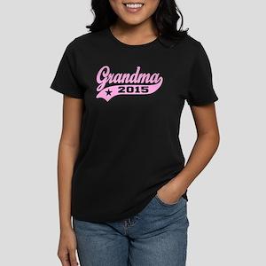 Grandma 2015 Women's Dark T-Shirt