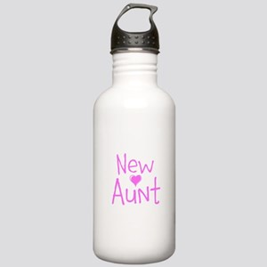New Aunt Stainless Water Bottle 1.0L