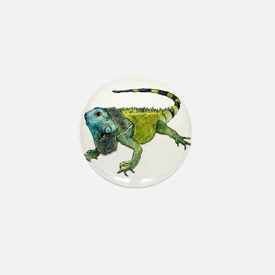 Unique Amphibian Mini Button