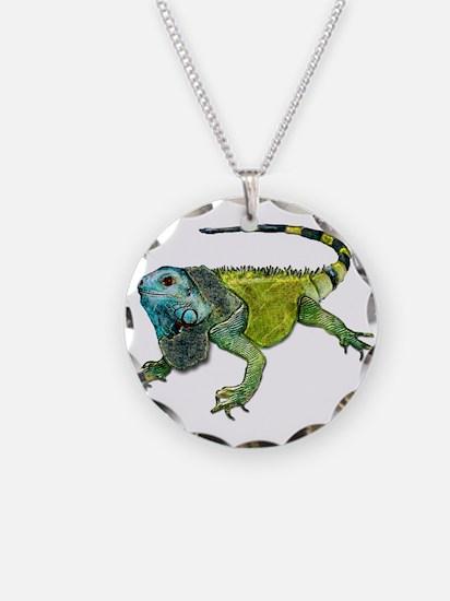 Cute Reptile Necklace
