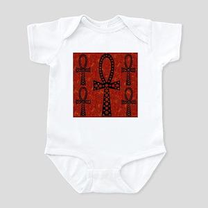 Abundant Life (Five Black Ank Infant Bodysuit