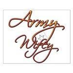 Army Wife Small Poster