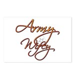 Army Wife Postcards (Package of 8)
