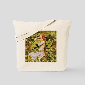 Waterhouse: Ophelia (1894) Tote Bag