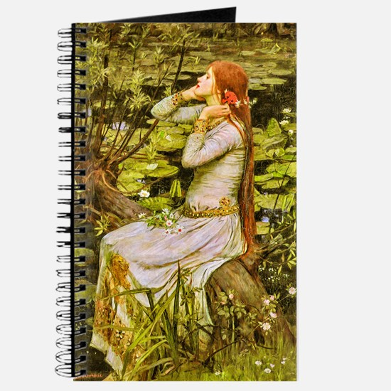 Waterhouse: Ophelia (1894) Journal