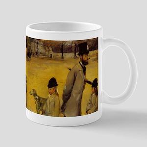 About Town Borzoi Mug