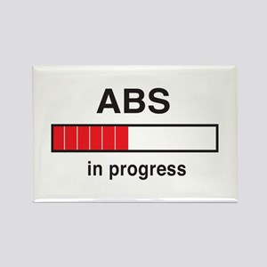 Abs in progress Magnets
