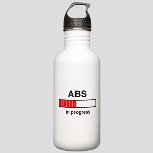 Abs in progress Water Bottle
