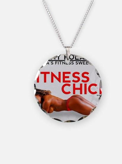 Unique Womens fitness Necklace