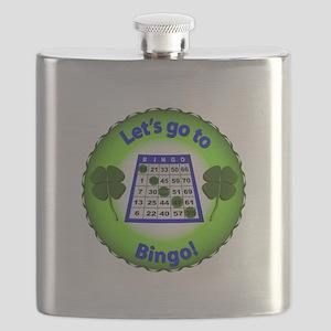 LetsGotoBingo Flask