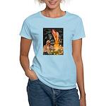 Fairies & Golden Women's Light T-Shirt
