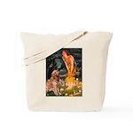 Fairies & Golden Tote Bag