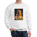 Fairies & Golden Sweatshirt