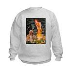 Fairies & Golden Kids Sweatshirt