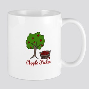 Apple Picker Mugs