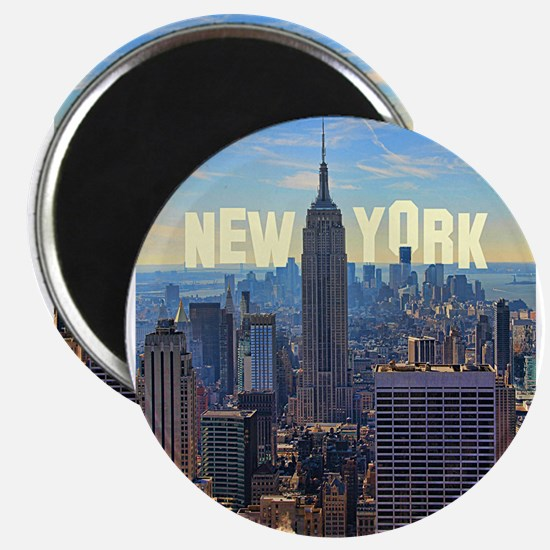 Cute New york city Magnet