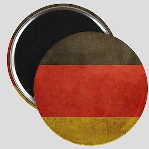 Grunge Germany Flag Magnets