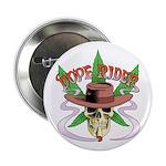 """Dope Rider Logo 2.25"""" Button"""