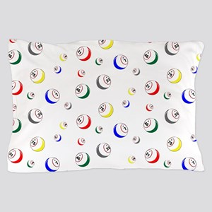 Bingo Ball swatch Pillow Case