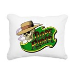 Dope Rider Rectangular Canvas Pillow