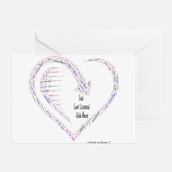 Heart Greeting Cards