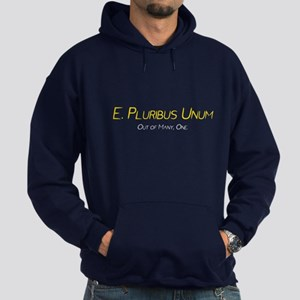 E. Pluribus Unum Hoodie