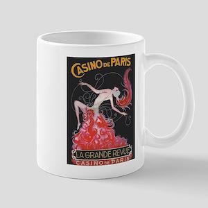 Casino de Paris Vintage Poster Mugs