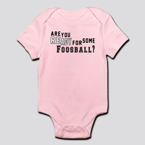 Are You Ready For Some Foosbal Baby Light Bodysuit