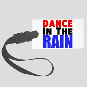 Dance in the Rain Luggage Tag