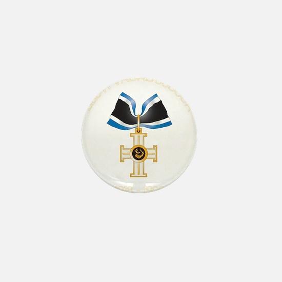 Eesti vabaks Mini Button