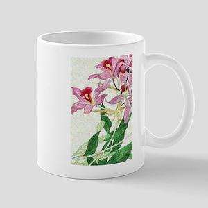 Japanese Orchids Mugs