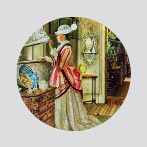 Grimshaw: Summer (1875) Round Ornament