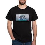Missouri NDN license plate Dark T-Shirt