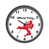 Tae kwon do Wall Clocks
