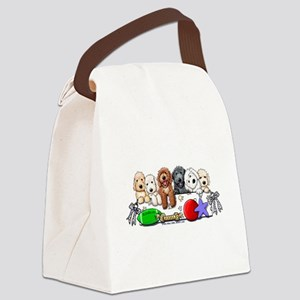 McDoodles Nursery Canvas Lunch Bag