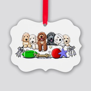 McDoodles Nursery Picture Ornament