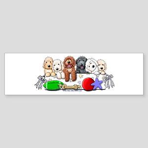 McDoodles Nursery Sticker (Bumper)