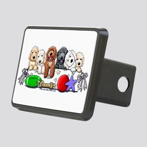 McDoodles Nursery Rectangular Hitch Cover