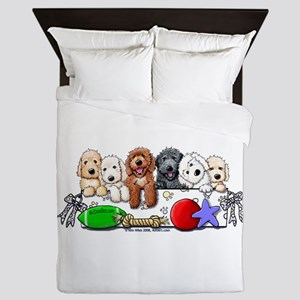 McDoodles Nursery Queen Duvet