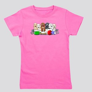 McDoodles Nursery Girl's Tee