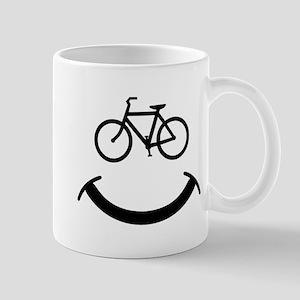 Bicycle smile Mugs