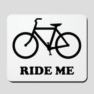 Bike ride me Mousepad