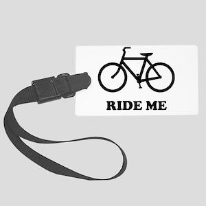 Bike ride me Luggage Tag